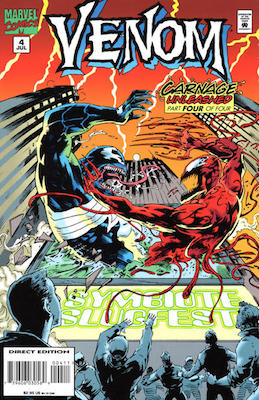 Venom: Carnage Unleashed #4. Click for values