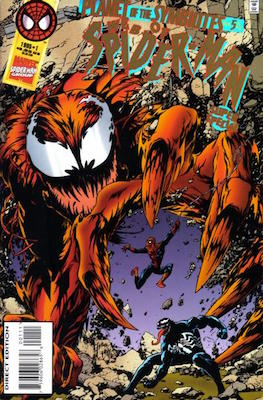 Web of Spider-Man Super Special. Classic Carnage cover. Click for values