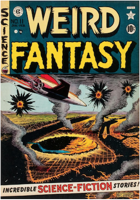 Weird Fantasy #11. Click for current values.