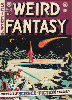 Weird Fantasy #12. Click for current values.