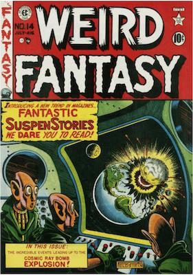 Weird Fantasy 14