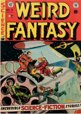 Weird Fantasy #14. Click for current values.