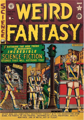 Weird Fantasy #6. Click for current values.