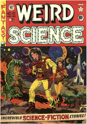 Weird Science #10. Click for current values.