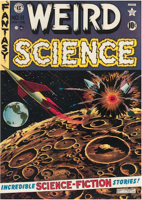 Weird Science #11. Click for current values.