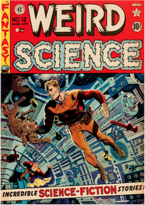 Weird Science #12. Click for current values.