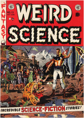 Weird Science #13. Click for current values.