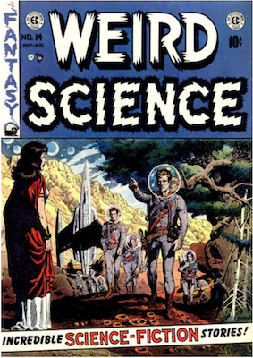 Weird Science #14. Click for current values.