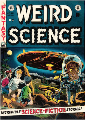 Weird Science #16. Click for current values.