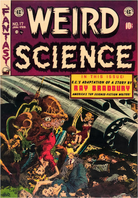 Weird Science #17. Click for current values.