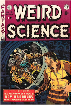 Weird Science #19. Click for current values.