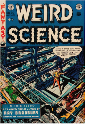 Weird Science #20. Click for current values.