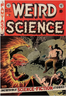 Weird Science #21. Click for current values.