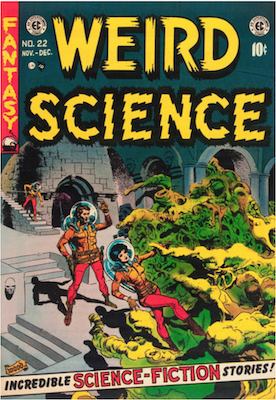 Weird Science #22. Click for current values.