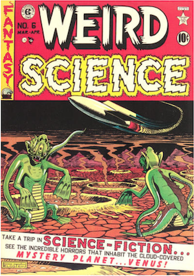 Weird Science #6. Click for current values.
