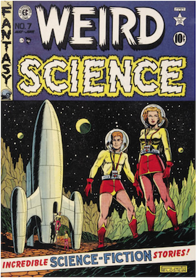 Weird Science #7. Click for current values.