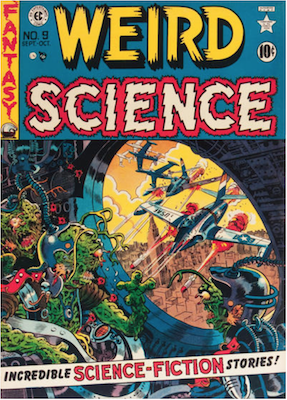 Weird Science #9. Click for current values.