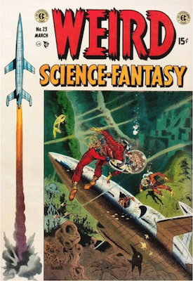 Weird Science Fantasy #23. Click for current values.