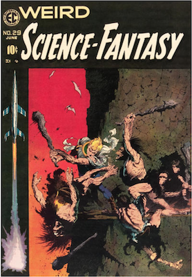Weird Science Fantasy #29. Click for current values.