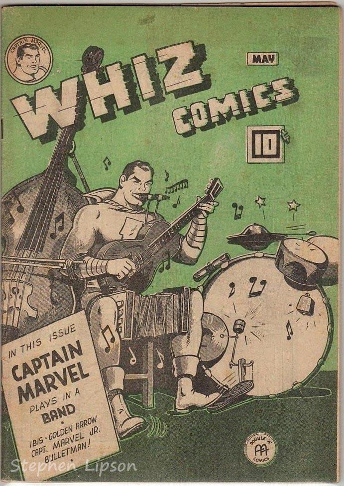 Anglo-American Whiz Comics v4 #5