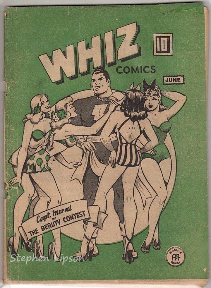 Anglo-American Whiz Comics v3 #6