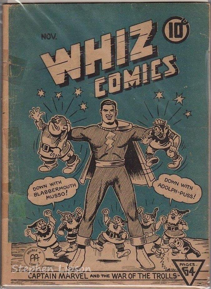 Anglo-American Whiz Comics v1 #11