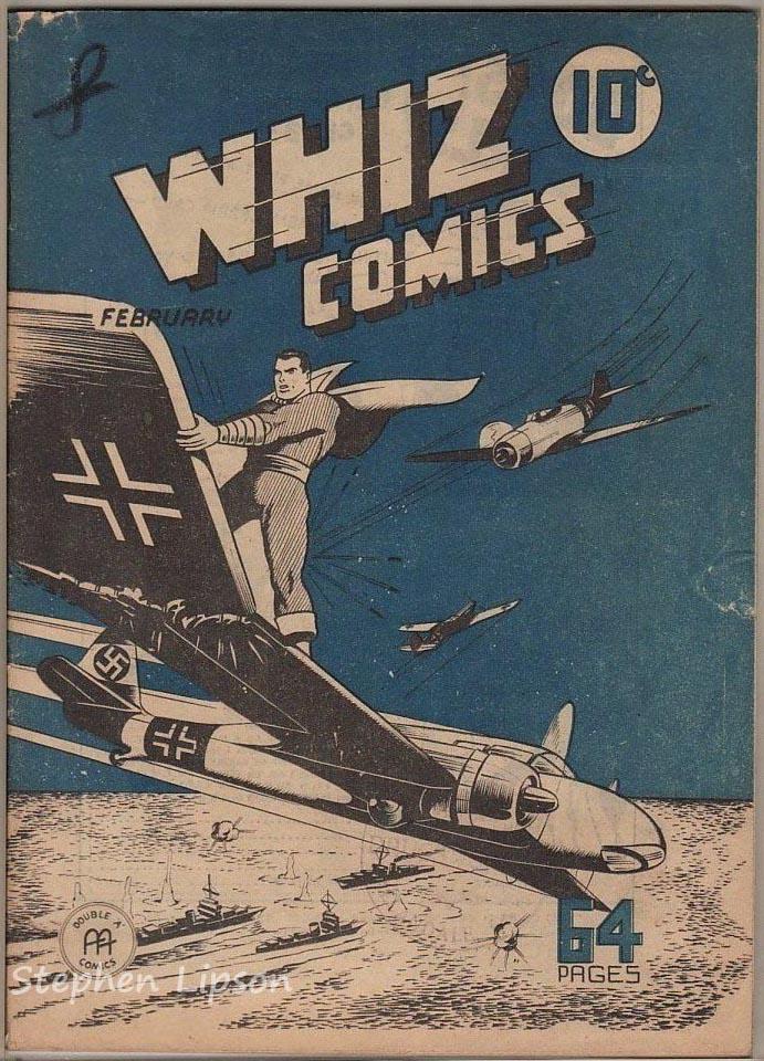 Anglo-American Whiz Comics v2 #2