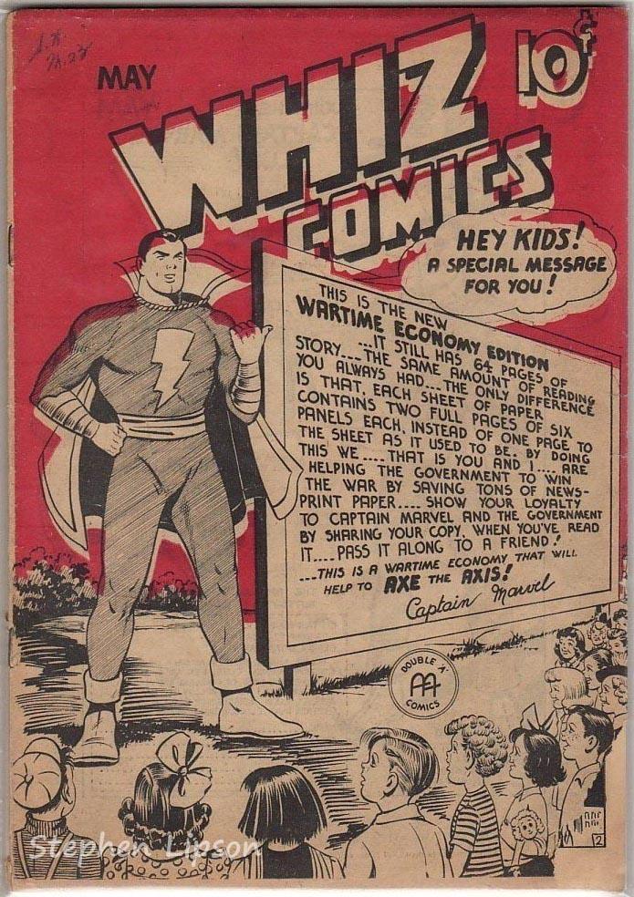 Anglo-American Whiz Comics v2 #5