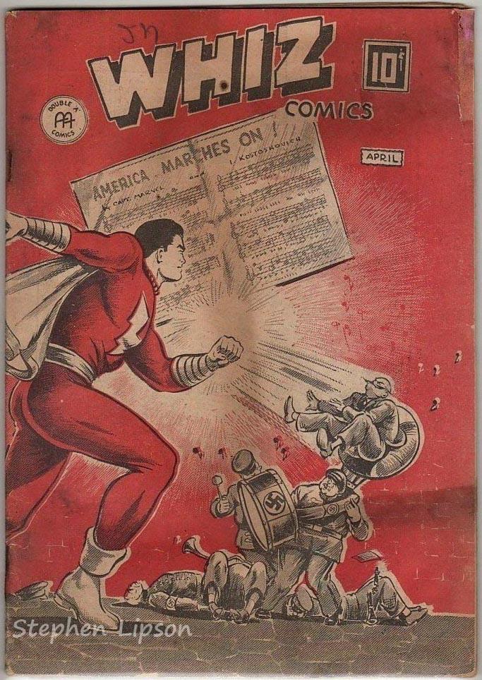 Anglo-American Whiz Comics v3 #4