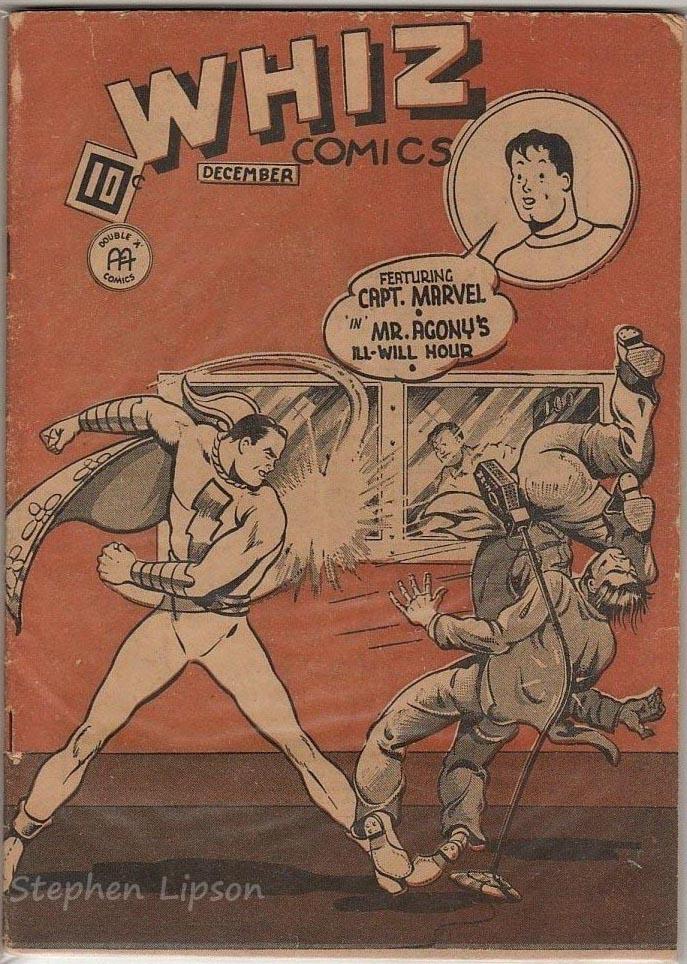 Anglo-American Whiz Comics v3 #12