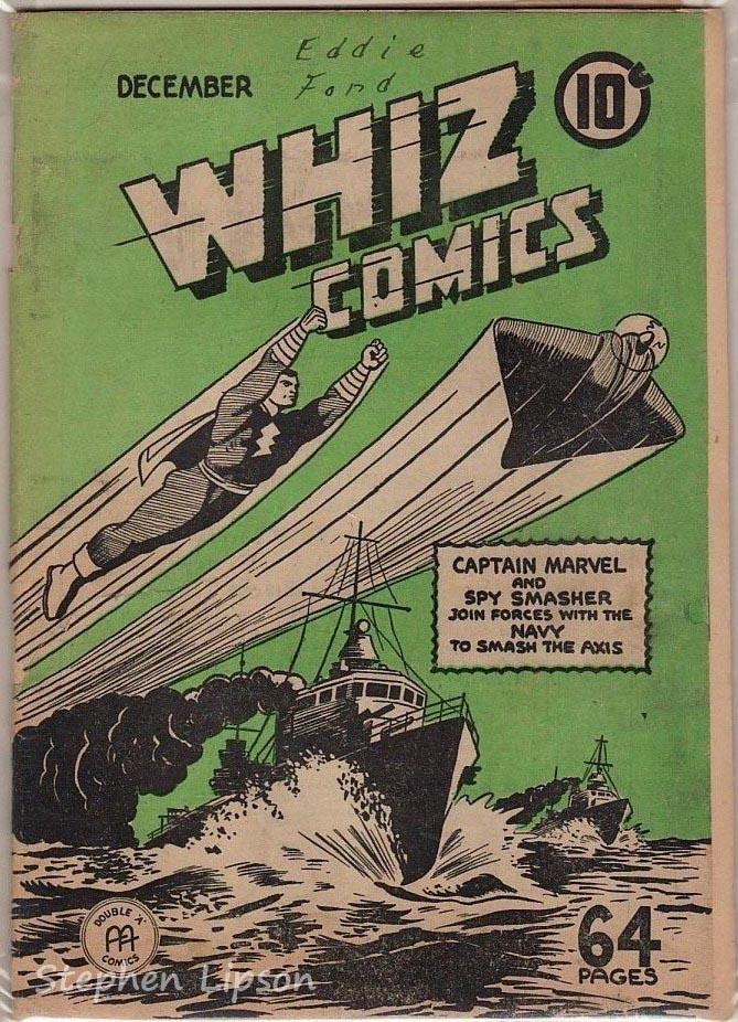 Anglo-American Whiz Comics v1 #12