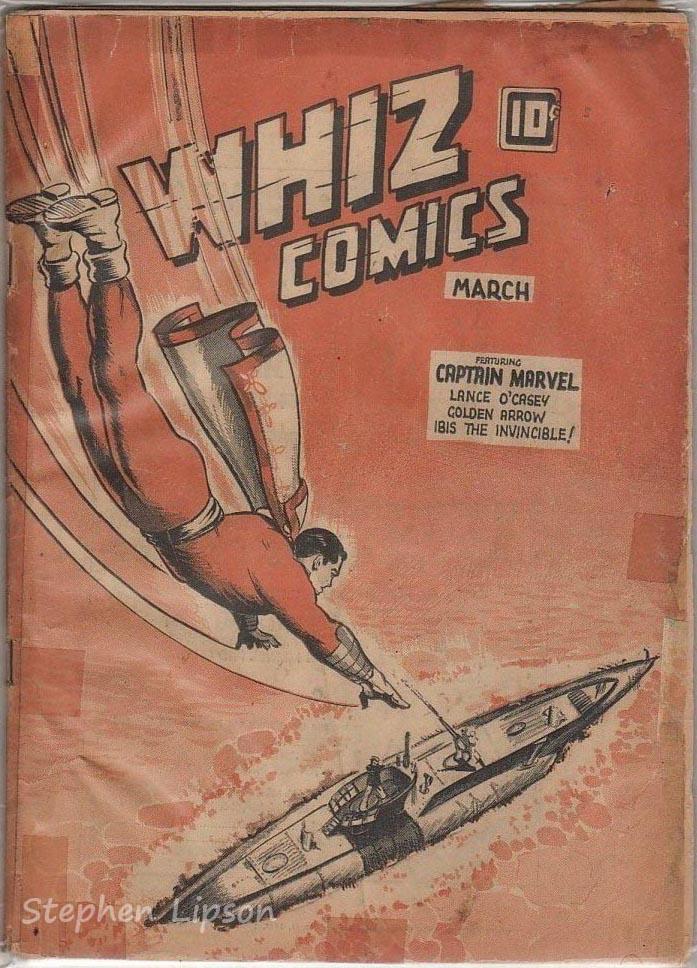 Anglo-American Whiz Comics v3 #3
