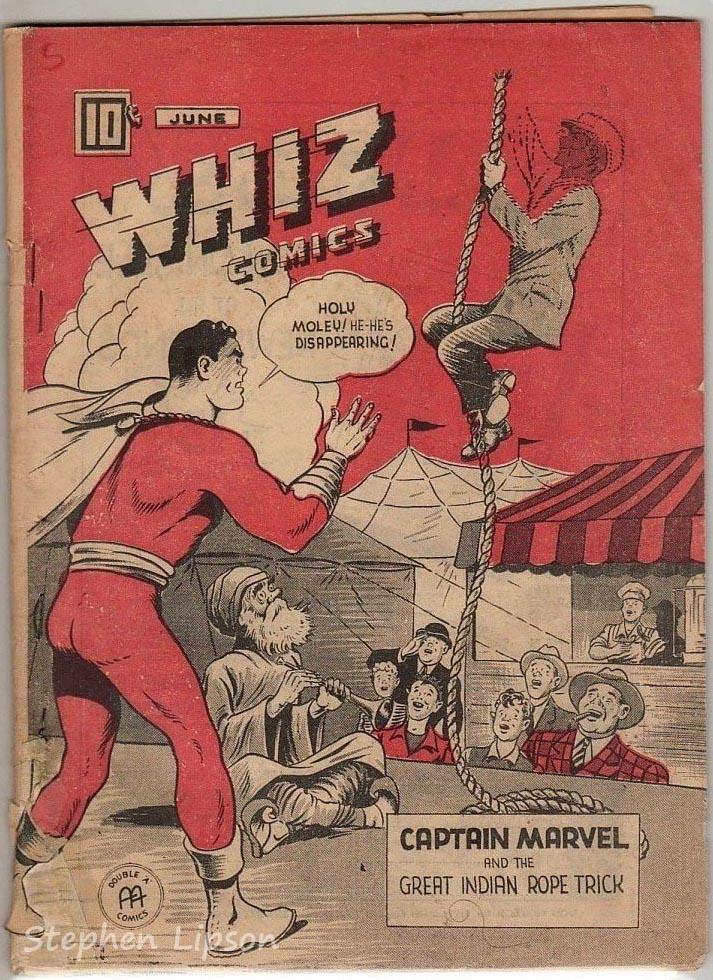 Anglo-American Whiz Comics v4 #6