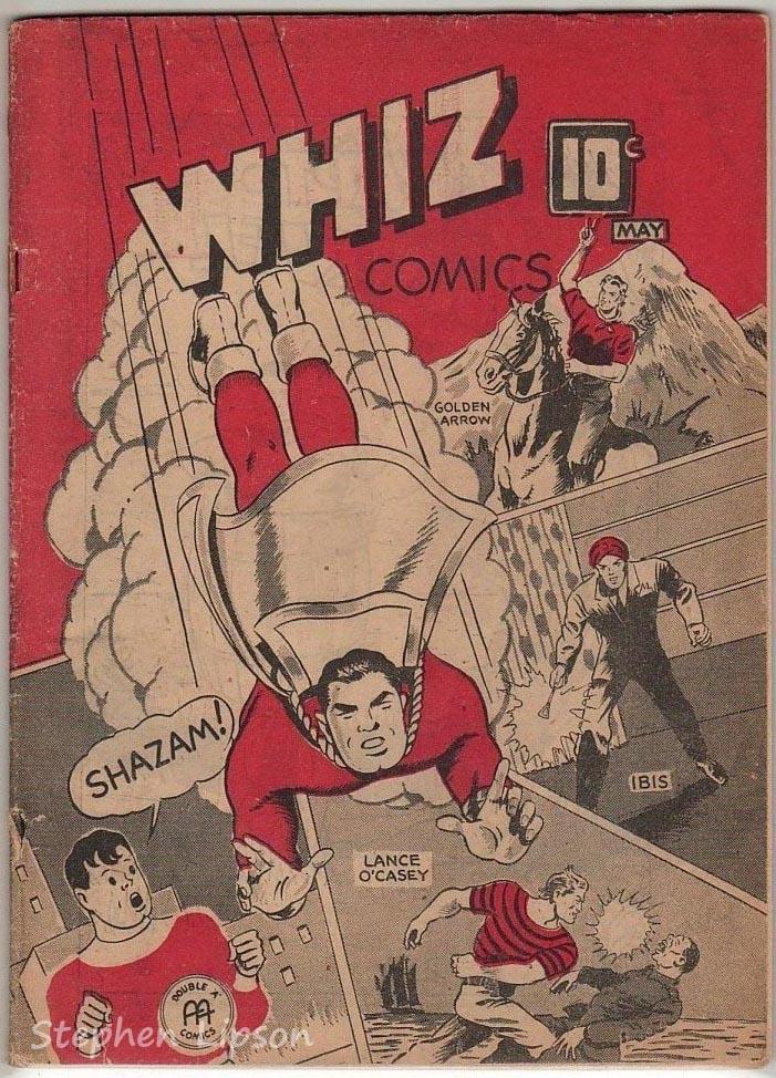 Anglo-American Whiz Comics v3 #5