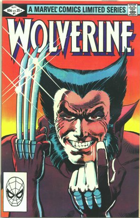 Wolverine Limited Series #1
