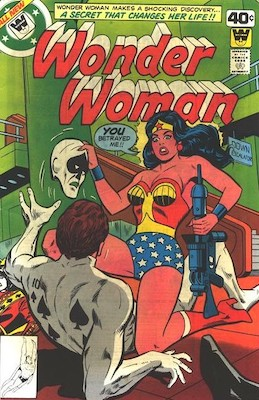 Wonder Woman #256. Click for current values.