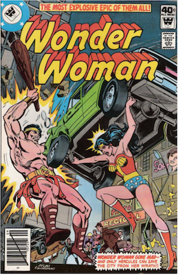Wonder Woman #259. Click for current values.