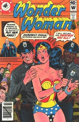Wonder Woman #260. Click for current values.
