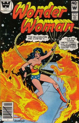Wonder Woman #261. Click for current values.