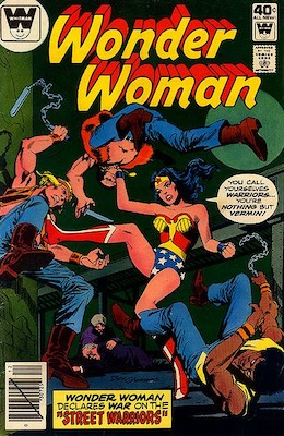 Wonder Woman #262. Click for current values.
