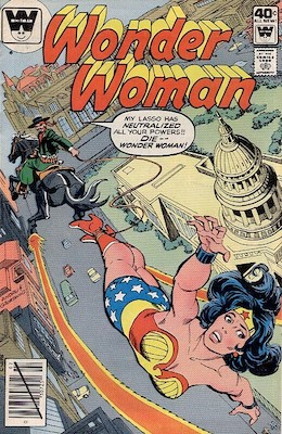 Wonder Woman #264. Click for current values.