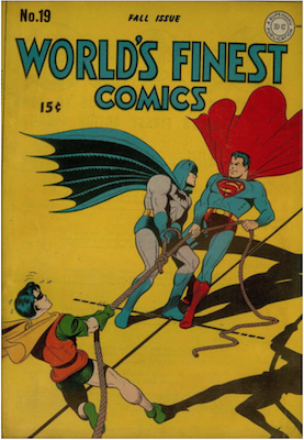 World's Finest Comics #19.Click for values.