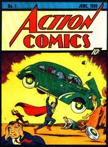Value of rare comics