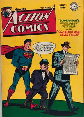 Action Comics #100