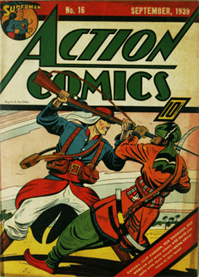 Action Comics #16. Click for value