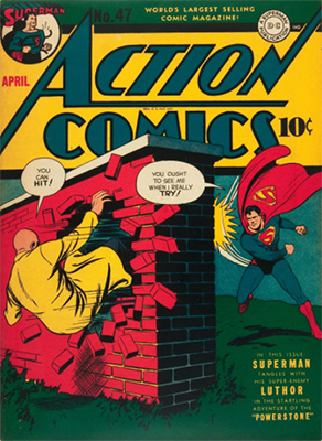 Action Comics Price Guide from #1 to 100
