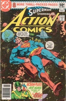 Origin and First Appearance, H.I.V.E., Action Comics #513, DC Comics, 1980. Click for value