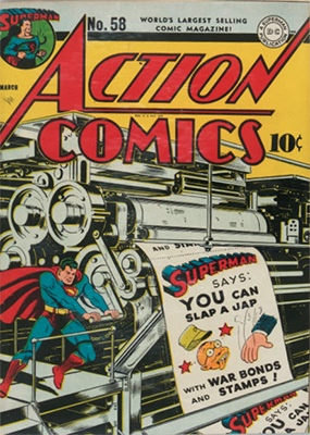 Action Comics #58. Click for value