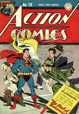 Action Comics 78. Click for value