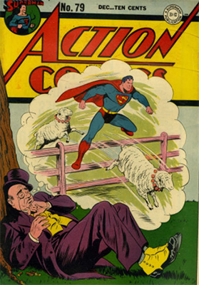Action Comics 79. Click for value